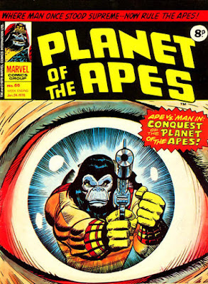 Marvel UK, Planet of the Apes #66