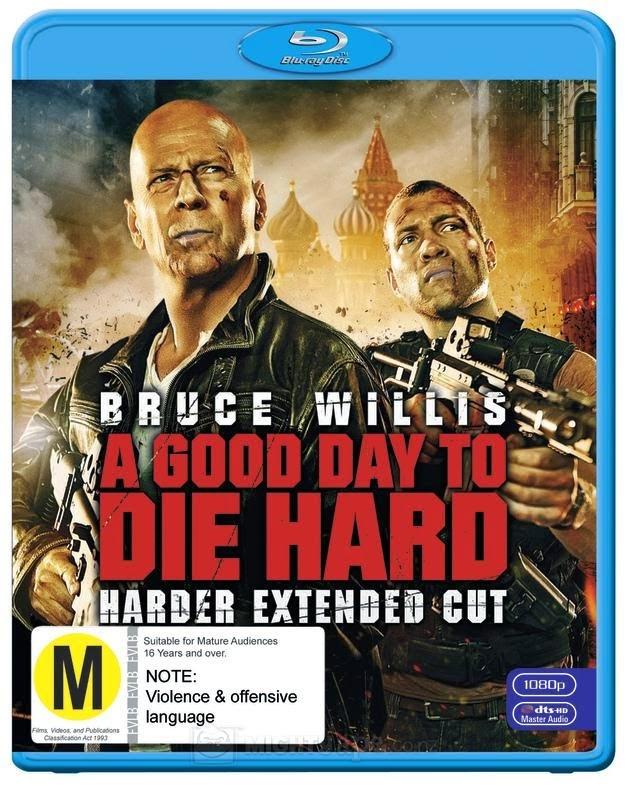 Die Hard 2013 วันดีมหาวินาศ คนอึดตายยาก