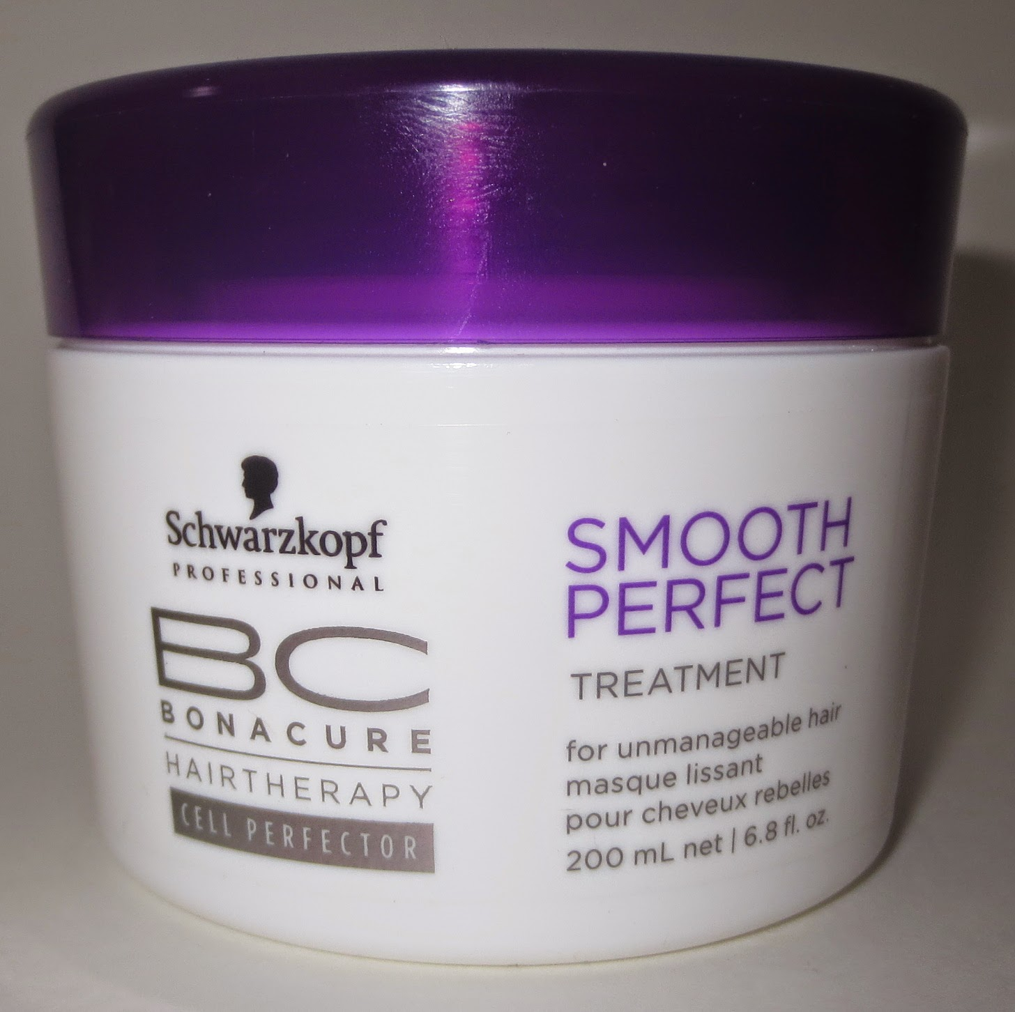 Schwarzkopf Professional BC HAIRTHERAPY Smooth Perfect Treatment Packaging