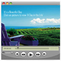 It's a beautiful day-A day in the Life