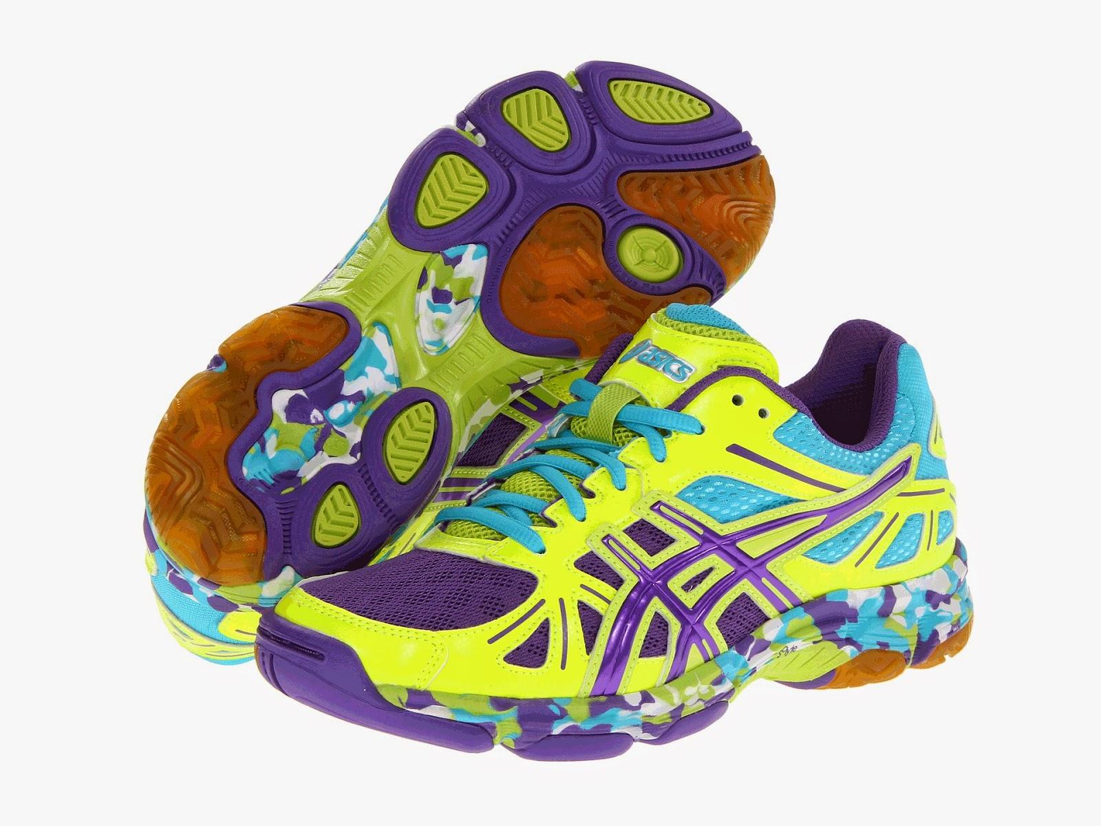 Sepatu Zu Eagle Spider Jogging Asics Gel Flashpoint