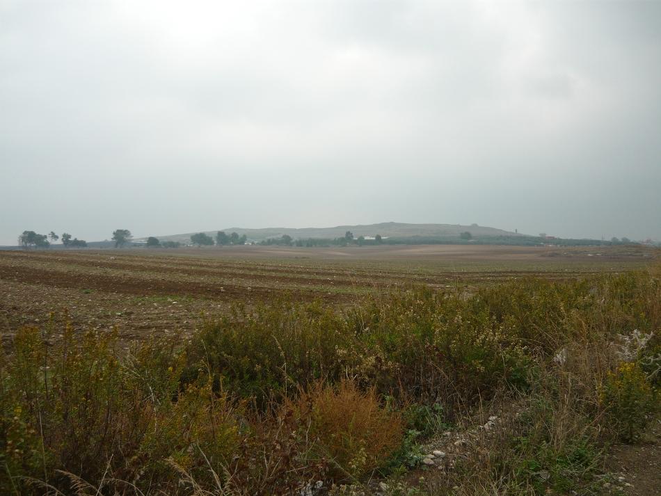 Montgisard: o local da batalha