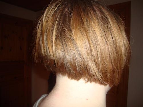 skal have klippet mit hår