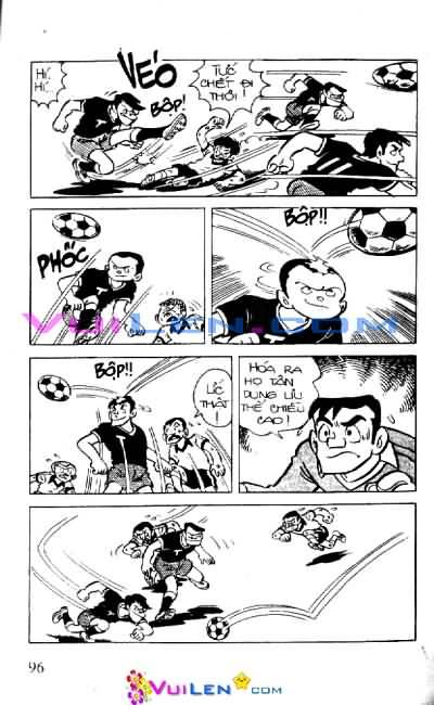 Jindodinho - Đường Dẫn Đến Khung Thành III  Tập 2 page 96 Congtruyen24h