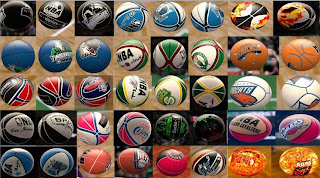 NBA 2K13 31 Ball Mod Pack