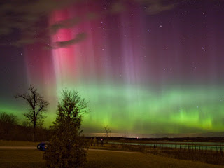 Aurora Over Iowa