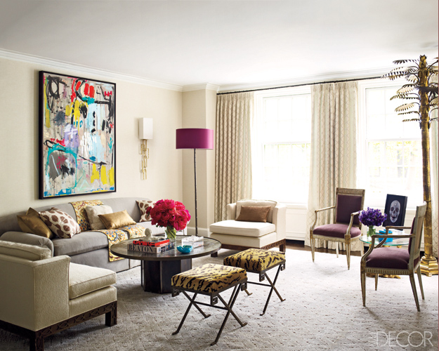heart of gold a jewel box apartment in manhattan. Black Bedroom Furniture Sets. Home Design Ideas