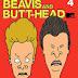 Beavis And Butt-Head Watch Zappa's Music