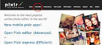cara edit foto online menggunakan pixlr editor