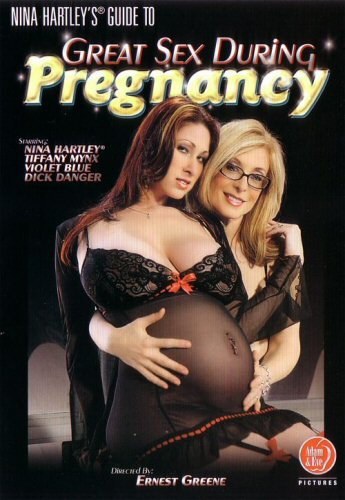 Nina and Tiffany Mynx - also in advanced pregnancy for the second time ...