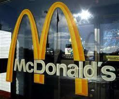 Terima Kasih McDonald's Fastfood Indonesia