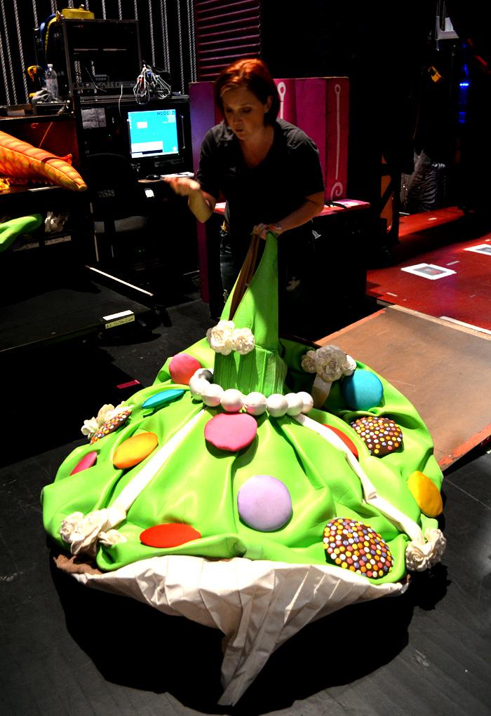 priscilla cupcake costume
