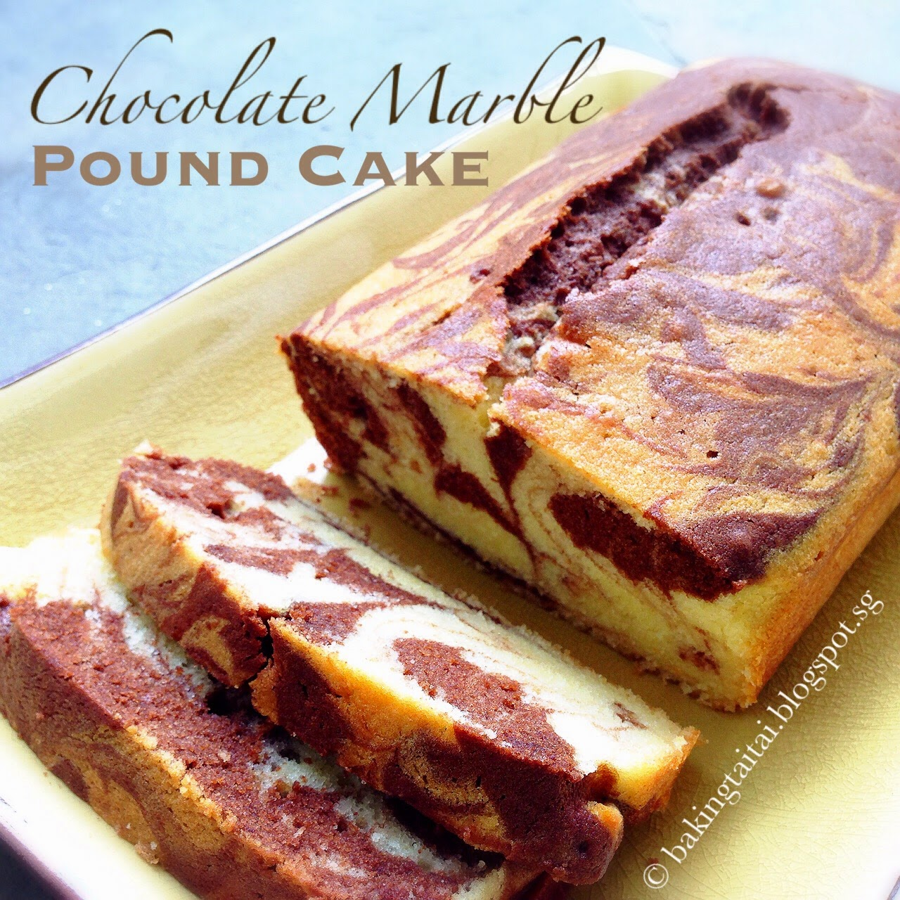 pound cake marble cake rum scented marble cake strawberry marble cake ...