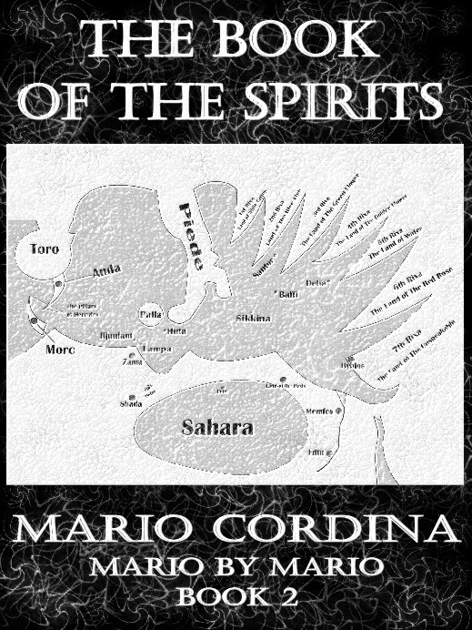 Mario By Mario Book 2 'The Spirits'