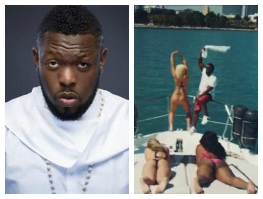 Staring at women's 'YANSH' Gives me the inspiration i need to Sing – Singer Timaya says