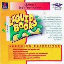 Free Download Games Liquid Books Adventures II Amrita's Trees And Cerdito And The Coyote PS1