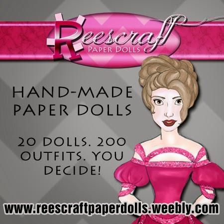 Reescraft Paper Dolls
