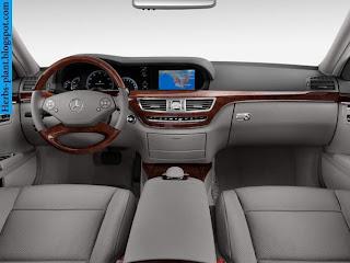 Mercedes s600 dashboard - صور تابلوه مرسيدس s600