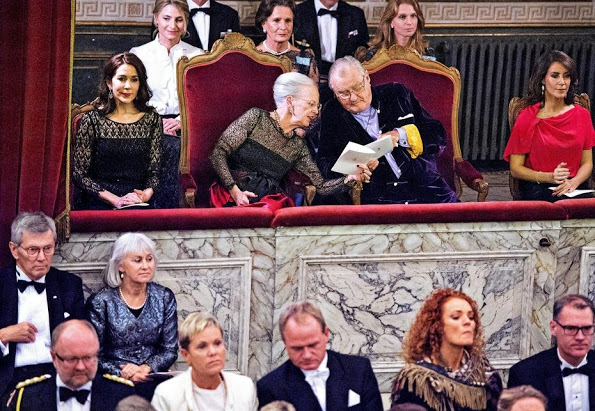 Princess Mary And Princess Marie Attended Fredensborg Concert