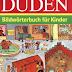 كتاب  راثع جدا : صور الاشياء مرفوقة باسمائها باللغة الالمانية bildworterbuch fur kinder