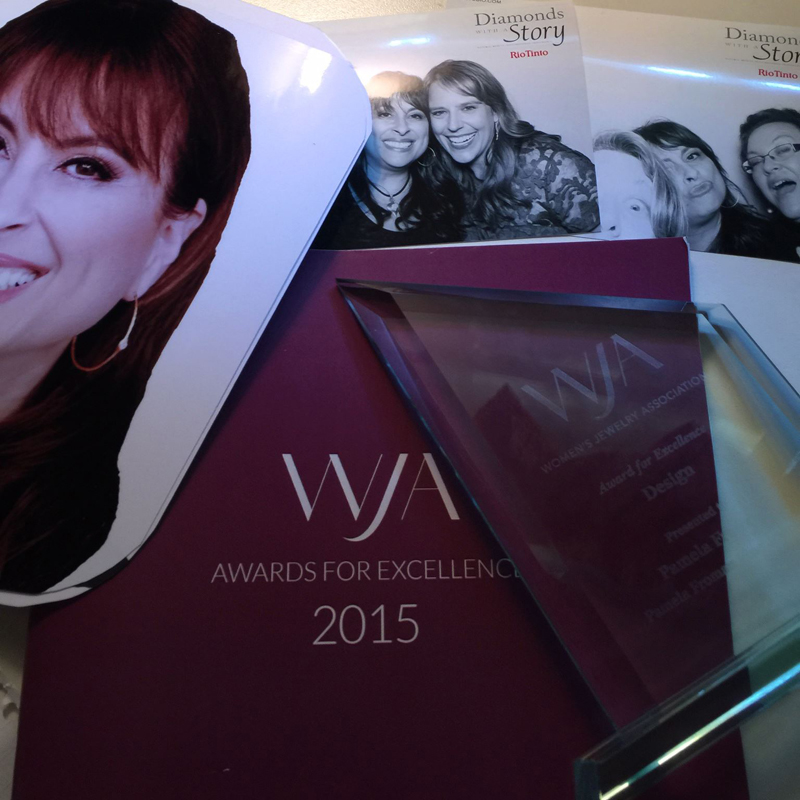 2015 WJA Award for Excellence in Design!!!