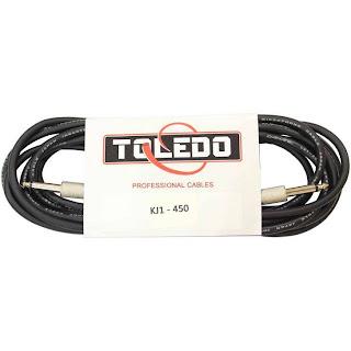 Toledo Kabel Jack KJ1 - 4.5 m