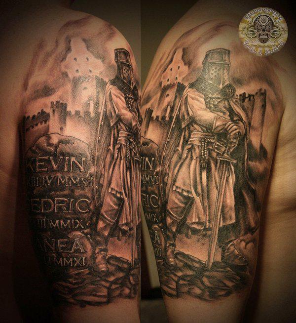 England Tattoos3D Tattoos