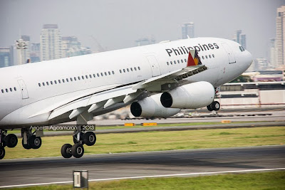philippine airlines israel