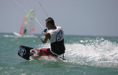 kitesurf playas de argentina