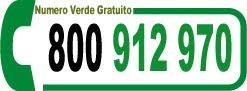 numero verde gratuito