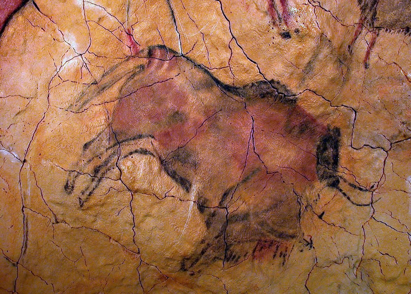 caracteristica del arte prehistorico: