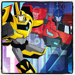 Transformers no Cartoon Network
