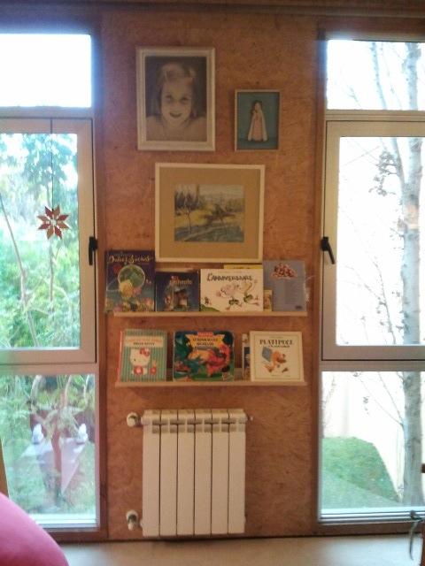 biblioteca infantil - Ideas para decorar un cuarto infantil. El cuarto del bebé.
