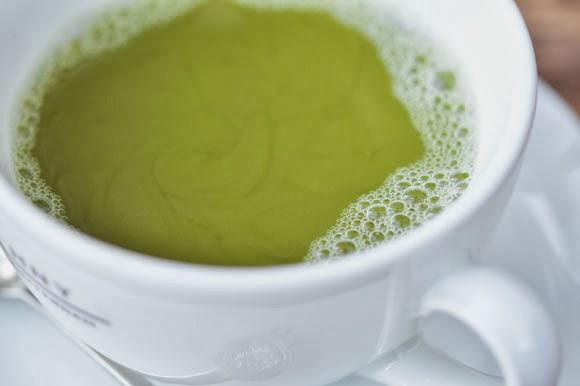 groene thee matcha truffels