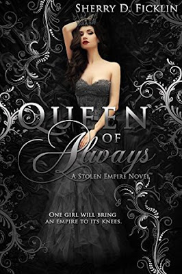 ARC Review: Queen of Always by Sherry D. Ficklin