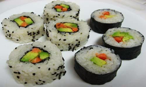 Lo mejor del sushi a domicilio con Sushi Take
