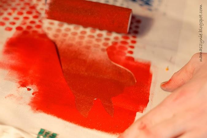 Warsztaty z szycia i malowania na tkaninach, szyciowe, na tkaninach, farby do tkanin, jak nauczyć się szyć, kurs, szkolenie, zajęcia, Wrocław, szycie, na maszynie,
