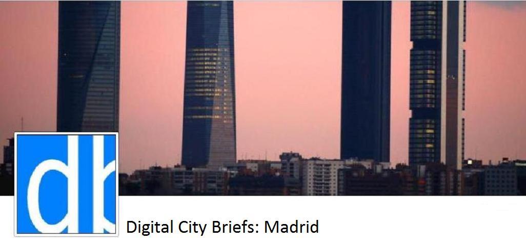 Digital City Briefs - Madrid