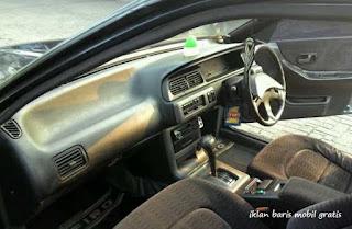 Dijual - Nissan Ceffiro a/t tahun 1992, iklan baris mobil gratis