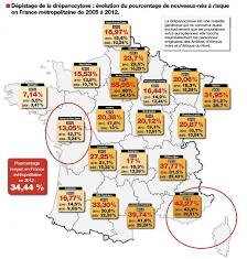 Lékařská fakta naznačují, že třetina francouzských novorozenců je neevropského původu