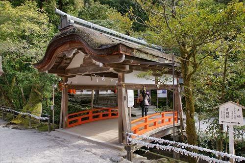 非公開文化財特別公開 上賀茂神社