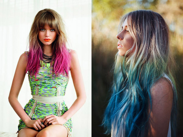 In the Mood for Heart: Color Your World: Hair Dying 101 With Irene