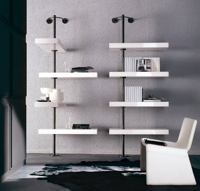 Creative Bookshelves and Awesome Bookcases (15) 11