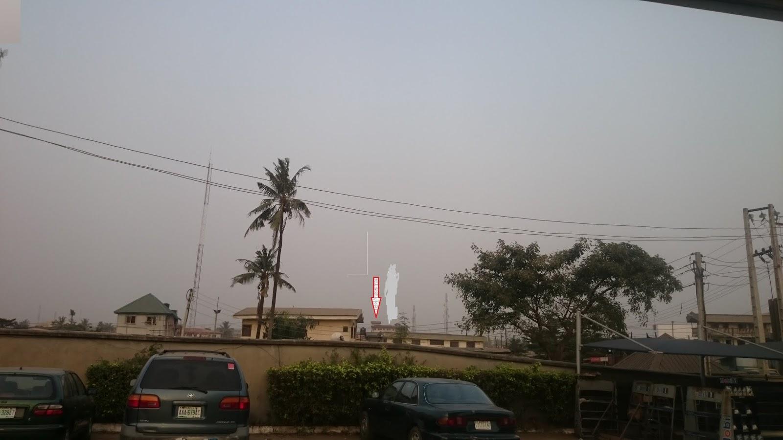 Sky View - Iyana Ipaja, Lagos