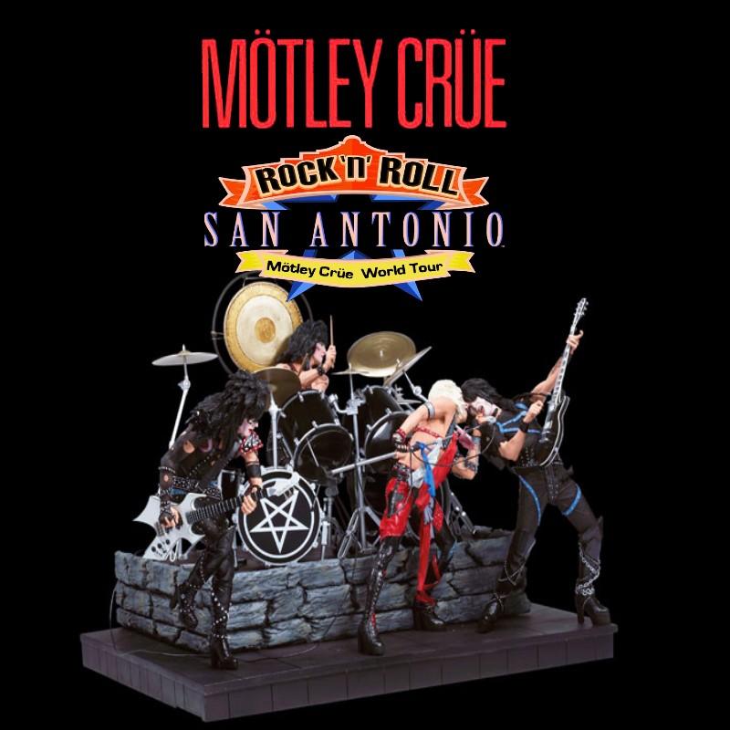 Top '80s Songs of Heavy Metal/Hair Metal Band Motley Crue