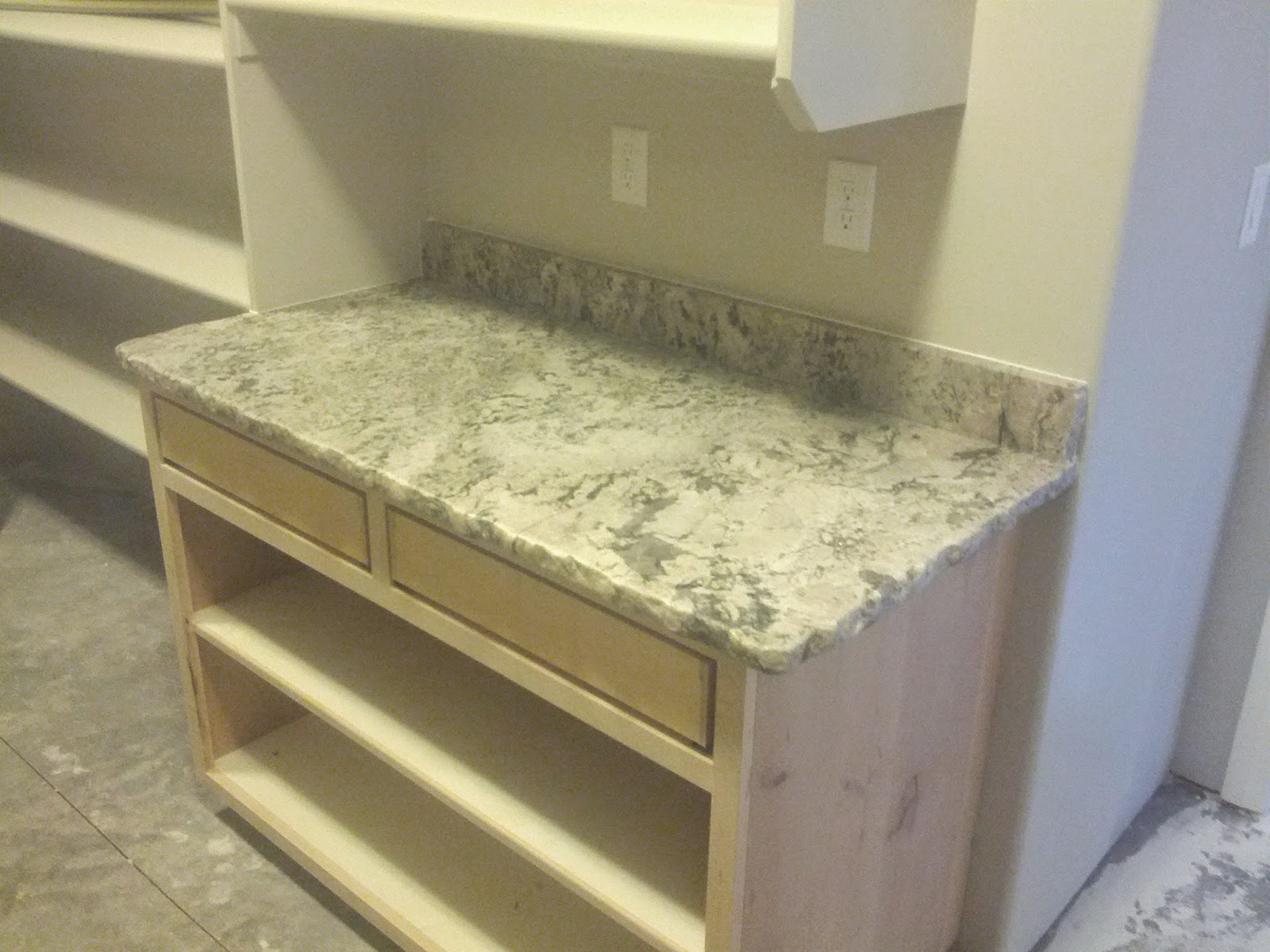 Stone Solutions Granite: Exodus White Granite