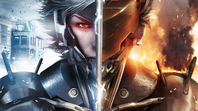 Raiden Metal Gear Rising Revengeance HD Wallpaper