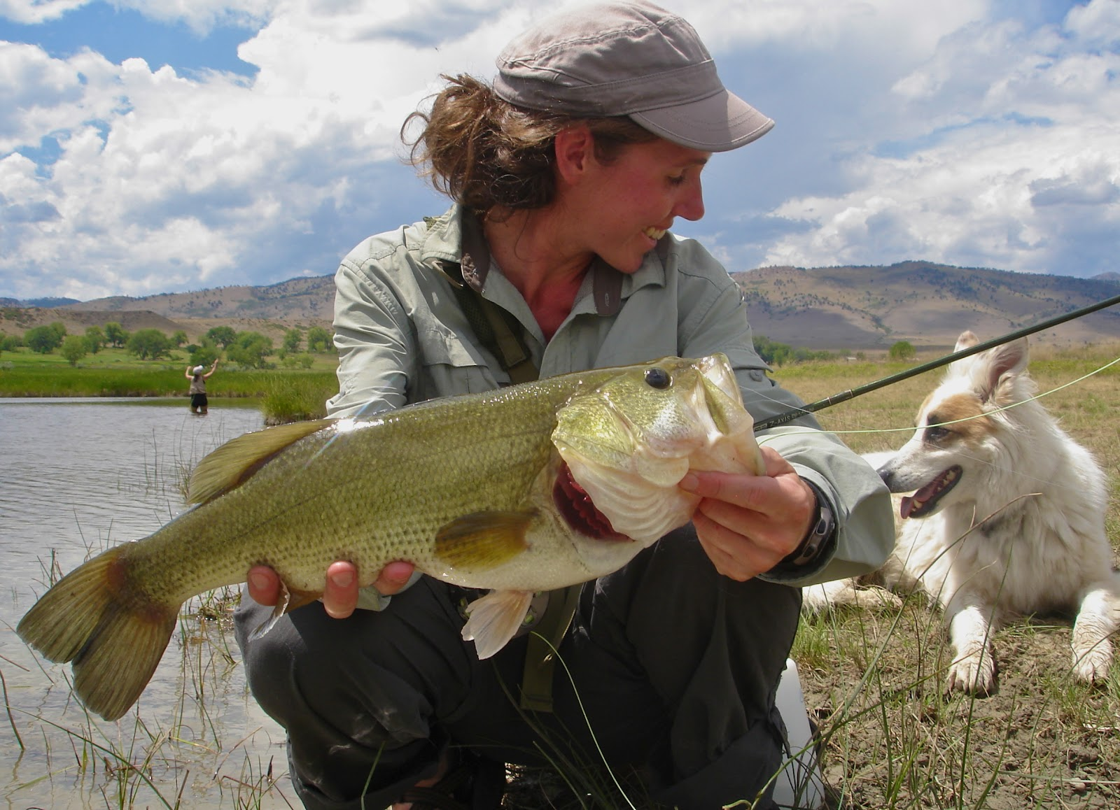 Colorado fly fishing reports july 2012 for Colorado fishing report