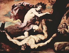 MUSEO CAPODIMONTE. José de Ribera