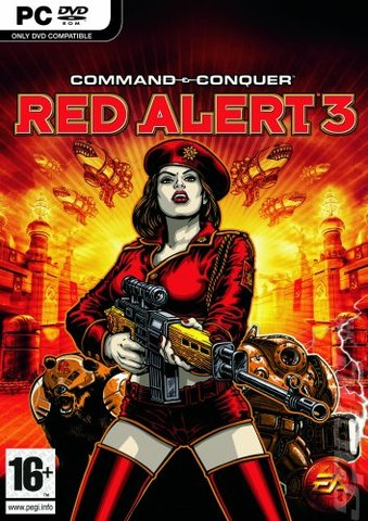 Command &amp Conquer Red Alert 3 New
